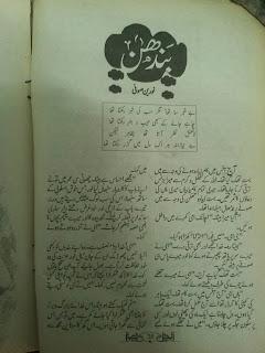 Bandhan Noureen Sufi