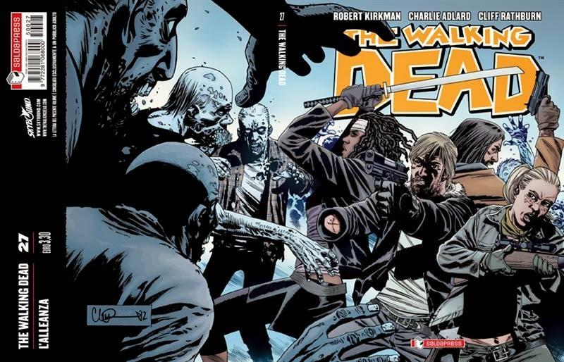 The Walking Dead #27 - L'alleanza