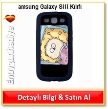 Uyumucam ki' Samsung Galaxy SIII Kılıfı