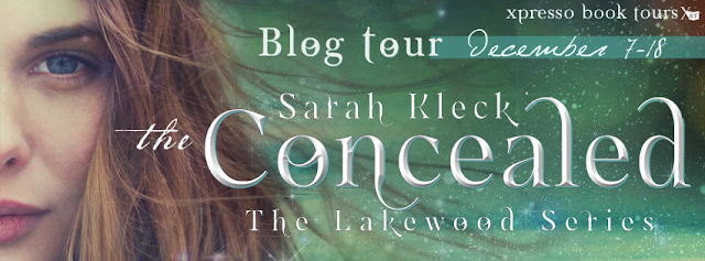 Blog Tour: The Concealed by Sarah Kleck