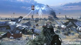 call of duty 4 modern warfare 2 trainer