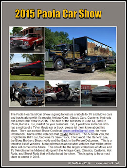 2015 Paola Heartland Car Show