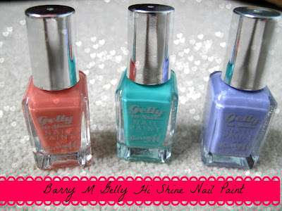 Picture of Barry M Gelly Hi Shine Nail Paint