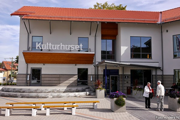 kulturhuset, Grästorp