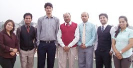 With Prof. Dr. Vishnu khanal