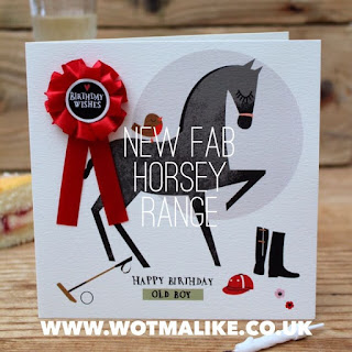 Charlton Hall Designs Equestrian Cards and Gifts by Wotmalike