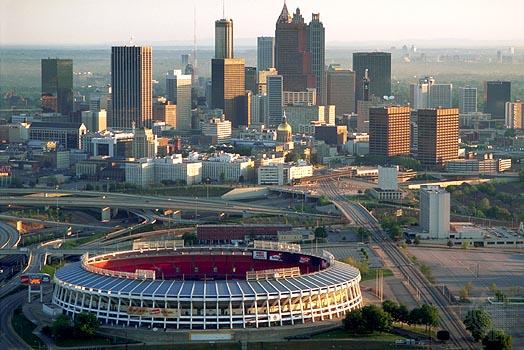 World Visits: Visit to Atlanta Georgia Cool Place
