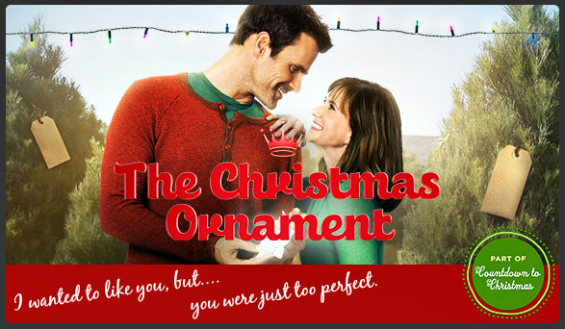 The Christmas Ornament Hallmark Movie