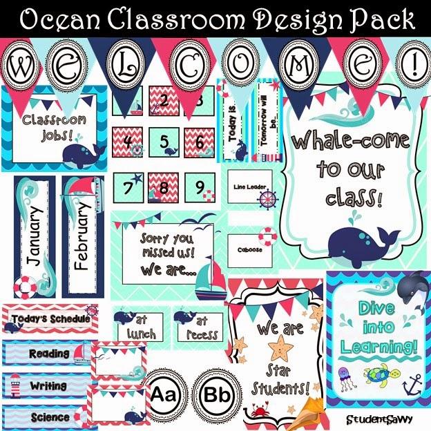 Whimsical Woodland Classroom Decor