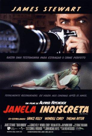 Janela Indiscreta movie