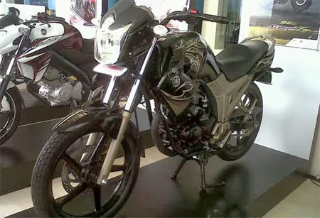 Yamaha Scorpio 2014 Limited Edition