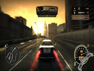 Need for Speed Most Wanted Screenshots