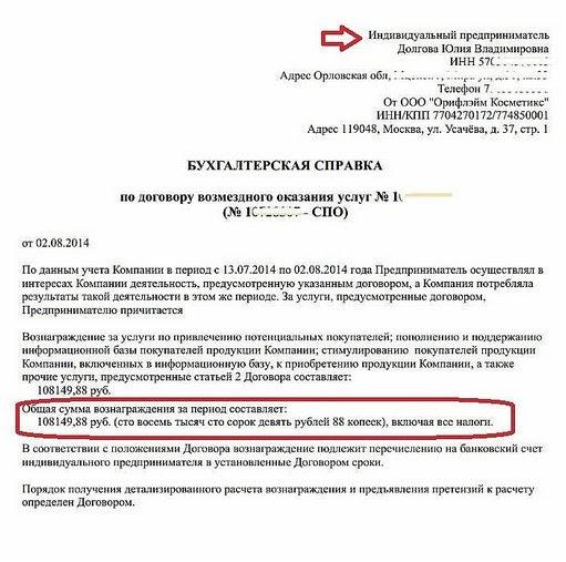 Как создать ип на оказание услуг - Mi-k.ru