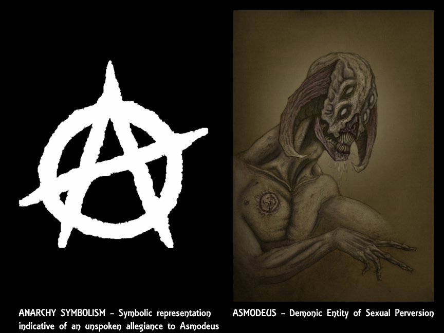 Occult Significance Of Anarchy Symbolism Mnibus