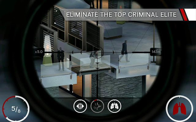 Hitman: Sniper Unlimited Money