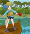 Ellie Fishing Dress Up