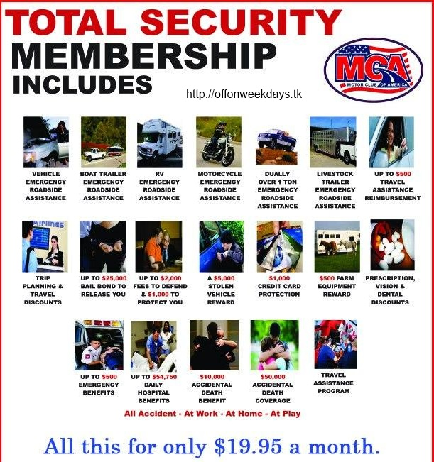 What Is The Motor Club Of America The Motor Club Of