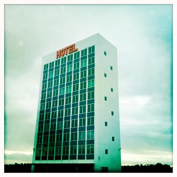 Callum Morton Hotel Eastlink