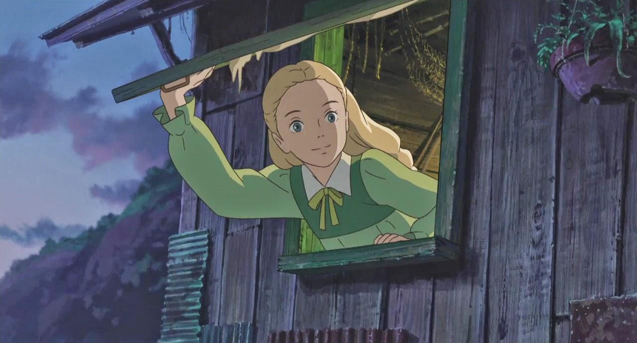 El cierre de Studio Ghibli será temporal Marnie-48