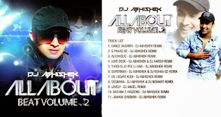 ALL ABOUT BEAT VOL 02 - DJ ABHISHEK