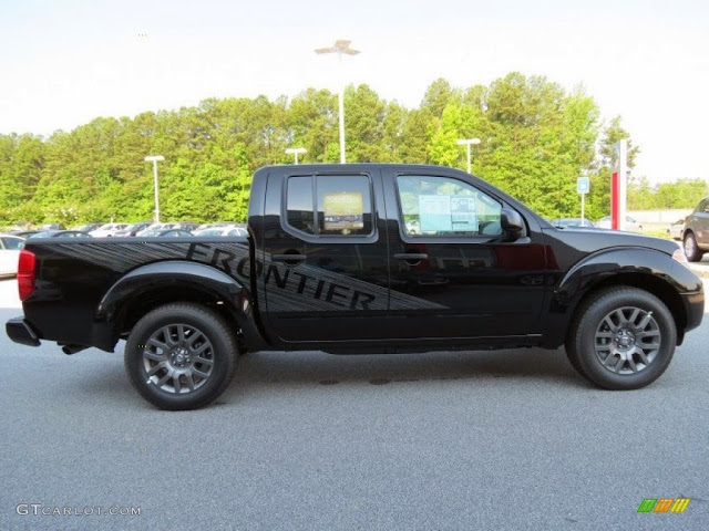 We sharing with you HD Nissan Frontier SV Crew Cab Car pictures ...