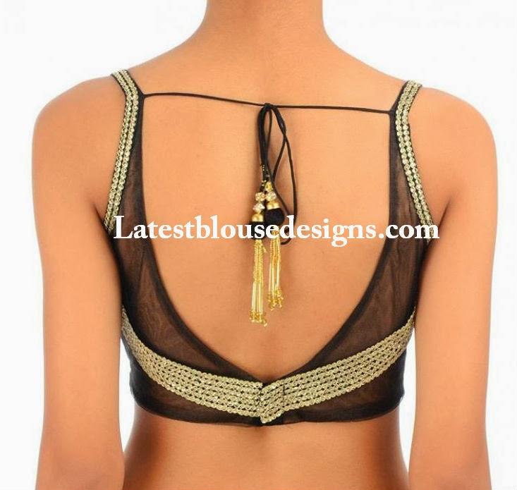 indian blouse deisgns