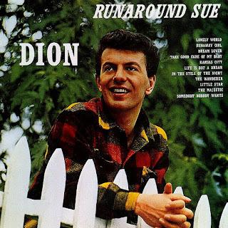 Dion - Runaround Sue (1961) - On WLCY Radio
