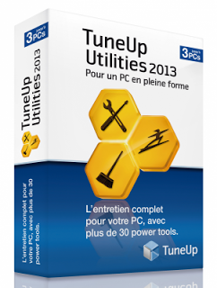 Download TuneUp Utilities 2013 Keygen + Crack