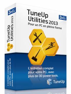 Download TuneUp Utilities 2013 Keygen + Crack