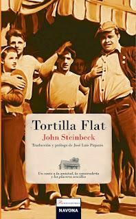 Tortilla Flat John Flat