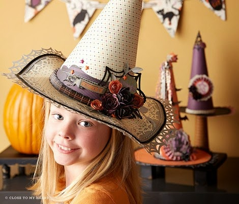 Witch Hats Tutorial