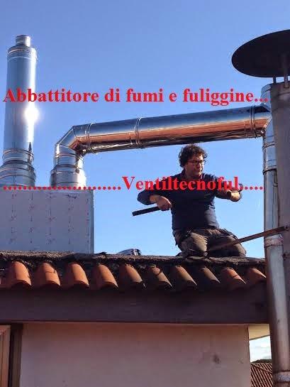 Napoli abbattitori di fuliggine trattamento odori fumi for Abbattitore fumi pizzeria
