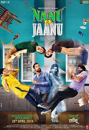 Nanu Ki Jaanu 2018 Bollywood 300MB HDRip 480p