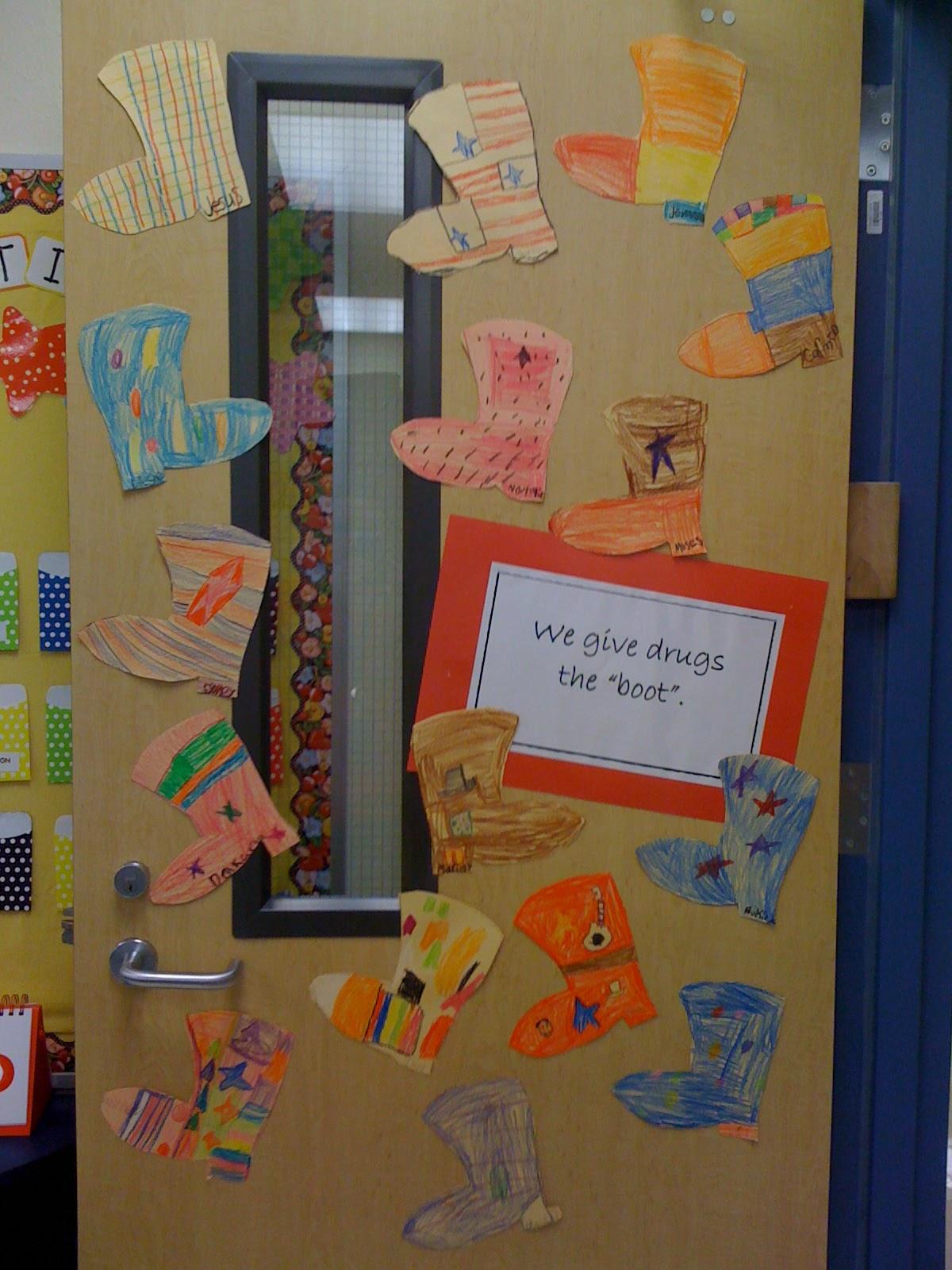 Bishops Blackboard An Elementary Education Blog Red Ribbon Week