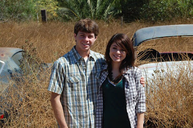 Haley and her Return Missionary brother Trevor