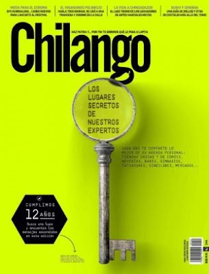 Revista Chilango México – Noviembre 2015 – PDF HQ