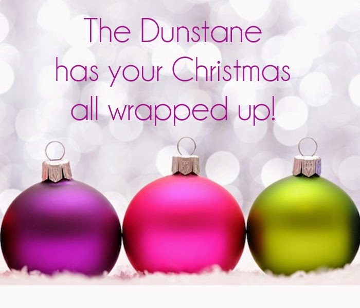 christmas baubles with colours, the dunstane hotel in edinburgh