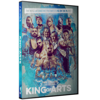 Check out my review of Beyond Wrestling's King of Arts event from March!