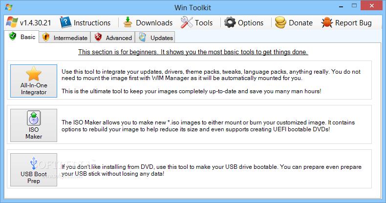 Win Toolkit 1.4.34.12 + DSIM Installer v1.0.5
