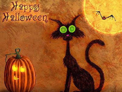 Feliz Dia de Halloween - 31 de Octubre