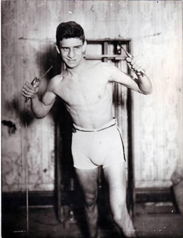 Pedro Quartucci El Mirador Nocturno Pedro Quartucci el primer deportista