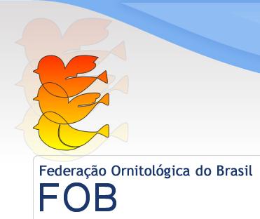 FOB - Federação Ornitológica do Brasil
