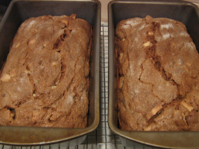 The Gluten Free Budget Crunch: Merry Christmas.....Apple Bread
