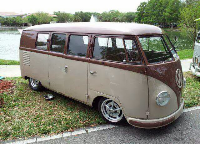 1952 Vw Barndoor Bus Very Rare Buy Classic Volks