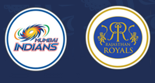 mi vs rr live streaming ipl t20 2015