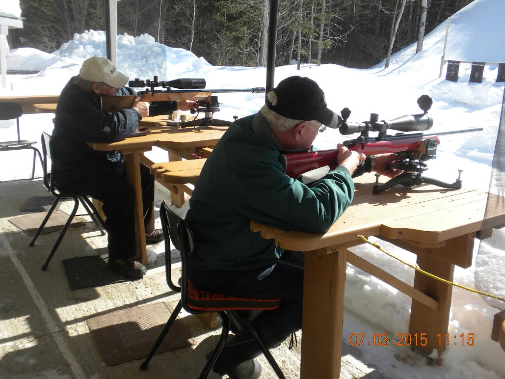 New Brunswick Benchrest Shooting Lake George 22 Rimfire Br Shoots Dates For 2016