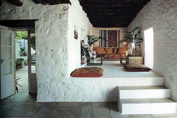Traditional Greek Houses greek house interiors - house interior