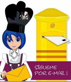 Seguir por correo electrónico