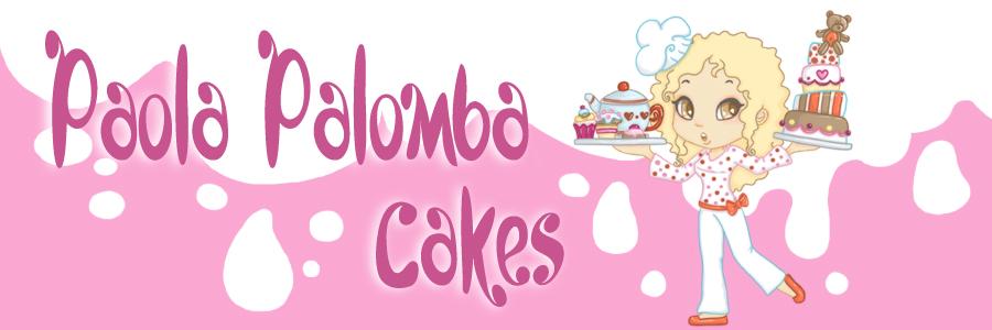 Paola Palomba cakes
