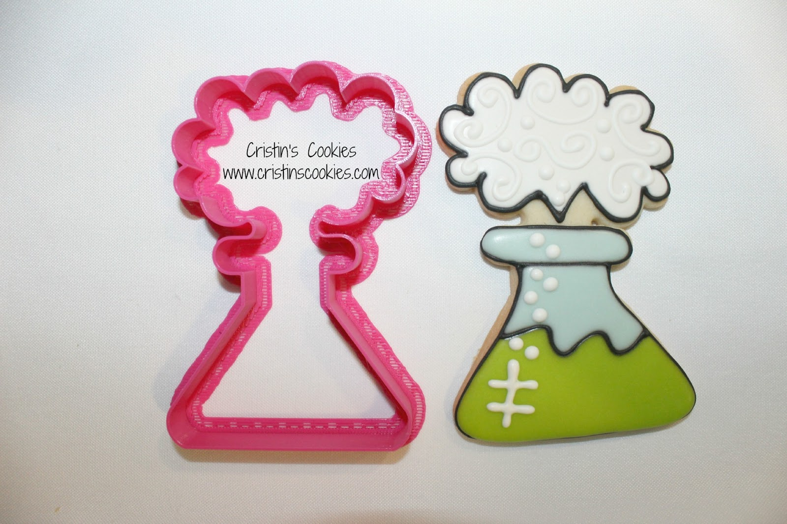 Cristin\'s Cookies: May 2013